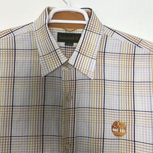 Timberland classic ribbed embroidered shirt 2XL